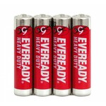 Energizer Eveready Red (shrink) AAA R03/4
